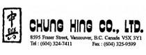 Chung Hing Co. Ltd.